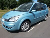 RENAULT GRAND SCENIC DYNAMIQUE 2.0 DCI 150-BHP 2009 58'REG #NEW SHAPE#PANORAIC ROOF#