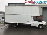 LOW COST Removals + Man And Van + Rubbish Removals + Courier Service + Deliveries Bredbury Stockport