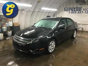 2011 Ford Fusion SE*POWER HEATED MIRRORS*POWER DRIVER SEAT*TRACT
