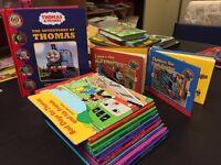 [Job lot] Thomas the Tank Engine Books
