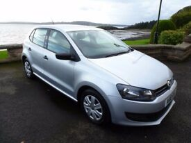 2010 VW Volkswagen Polo 1.2 SE LOW 53k MILES 1 YEARS MOT ( Vauxhall Corsa Clio Punto Ford Fiesta )