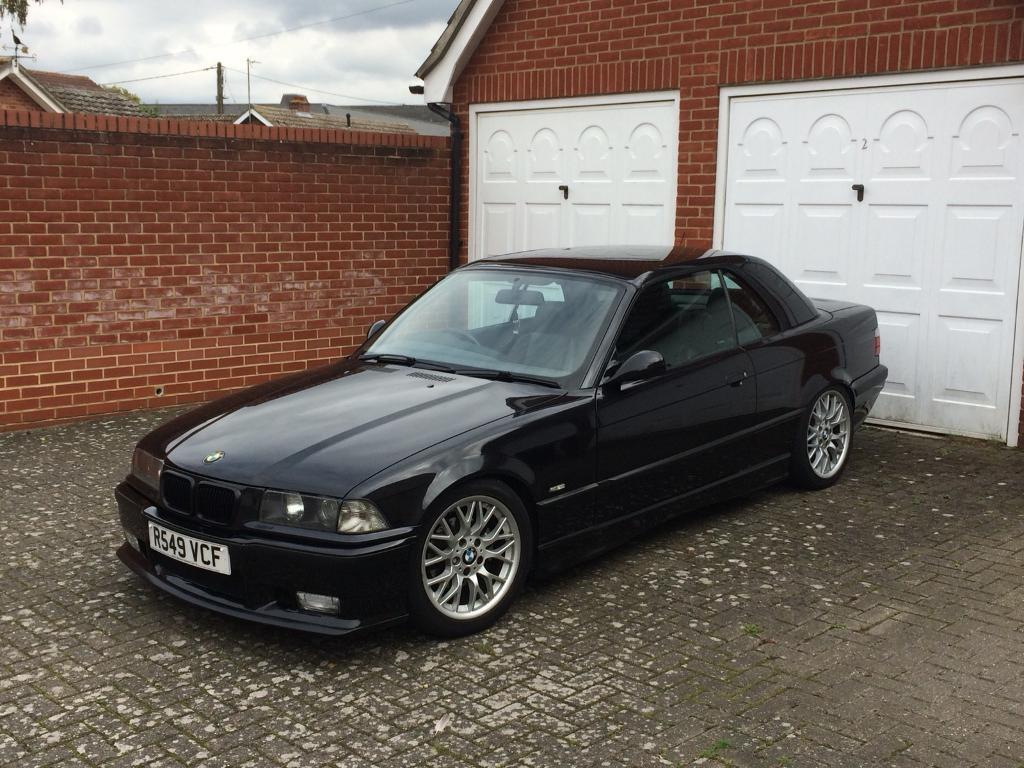 bmw e36 328i convertible hardtop in great cornard suffolk gumtree. Black Bedroom Furniture Sets. Home Design Ideas
