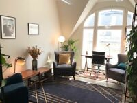 Mayfair Hanover Square Large air-conditioned therapy / consulting room W1