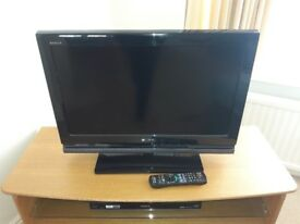 "26"" Sony Bravia TV with Freeview and Remote"