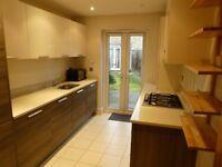 Unfurnished 3 bed 2 bath modern house, garden, parking, pets considered, near Blackheath Standard