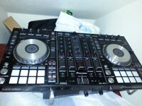 Pioneer DDJ SX2 4 Channel DJ Controller Excellent Condition!