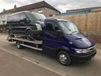 Iveco daily 2004 recovery truck good spec