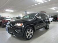 2014 Jeep Grand Cherokee LIMITED 4X4 *CUIR/TOIT/NAV/MAGS 20P*