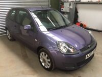 2007 Ford Fiesta 12 months m.o.t