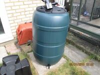 2 Water Butts with Fittings
