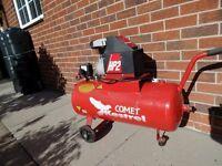 Kestrel Air Compressor & Air Receiver