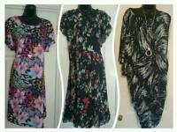 New ladies dresses plus size 20