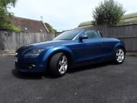 **Very Low Mileage** Audi TT roadster. Great car for the summer.