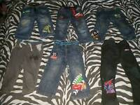 16 x Boys trousers age 2 - 3
