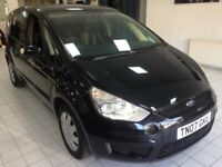 2007 Ford S-Max LX TDCI 2.0 Diesel 7 Seater