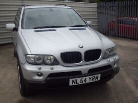 BMW X5 3.0D SE AUTOMATIC 5 DOOR