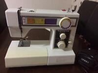 Toyota sewing machine 2008