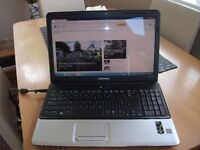 COMPAQ CQ60 WINDOWS 7 LAPTOP IN PERFECT WORKING ORDER BARGAIN £50.00