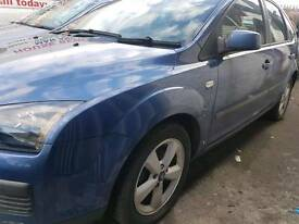 Ford focus 1.6 zetec breaking