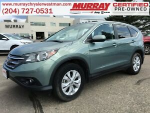 2012 Honda CR-V EX AWD *Backup Camera* *Heated Cloth*