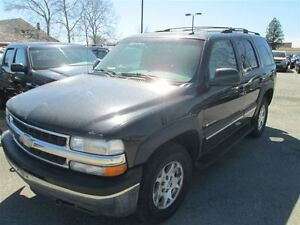 2003 Chevrolet Tahoe LT1 LOADED WITH LEATHER AND SUNROOF