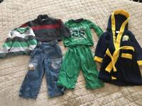 Boy's Clothes Bundle Size 12-18 Months