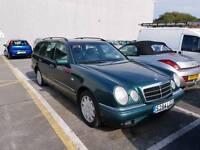 Mercedes e300td diesel estate *7 seats*