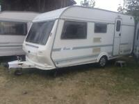 4 BERTH COACHMAN WITH END BATHROOM AWNING AND WE CAN DELIVER PLZ VIEW
