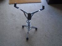 Sonor 400 Snare Drum Stand Double braced
