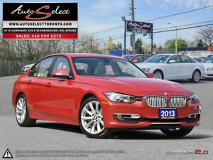 2013 BMW 320i xDrive AWD ONLY 94K! **CLEAN CARPROOF** MODERN PKG