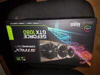 ASUS STRIX GTX 1080