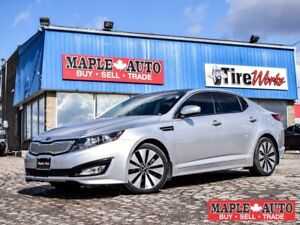 2013 Kia Optima SX | LEATHER | MOONROOF