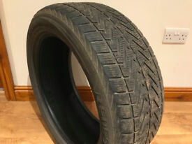"""Set of 18"""" Winter Tyres (Vredestein 235/50 R18) Used"""
