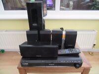 Panasonic SC-PT460 Home Cinema with iPod dock