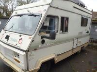 Elsiss 300 Campervan/motorhome
