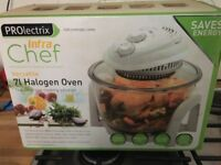 Halogen oven. Brand new never used