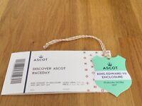 Ascot Ticket