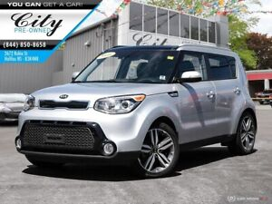 2016 Kia Soul EXCLAIM SX FULLY LOADED! BEST PRICE IN CANADA!