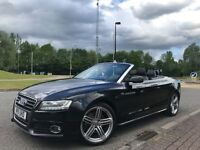 Audi A5 2.0 Tdi S Line Convertible Full Leather - 5 AUDI STAMPS