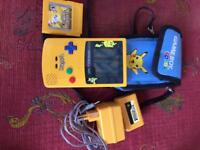 For Sale Pokemon Limited Edition Gameboy Color & Pokemon Yellow