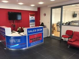 FULL TIME FRONT SALES DESK & ADMIN EXECUTIVE REQUIRED - HAYES, MIDDLESEX