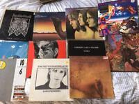 Job lot of lp record vinyl