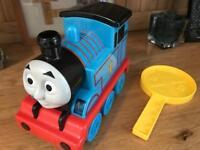 Thomas motion controlled train