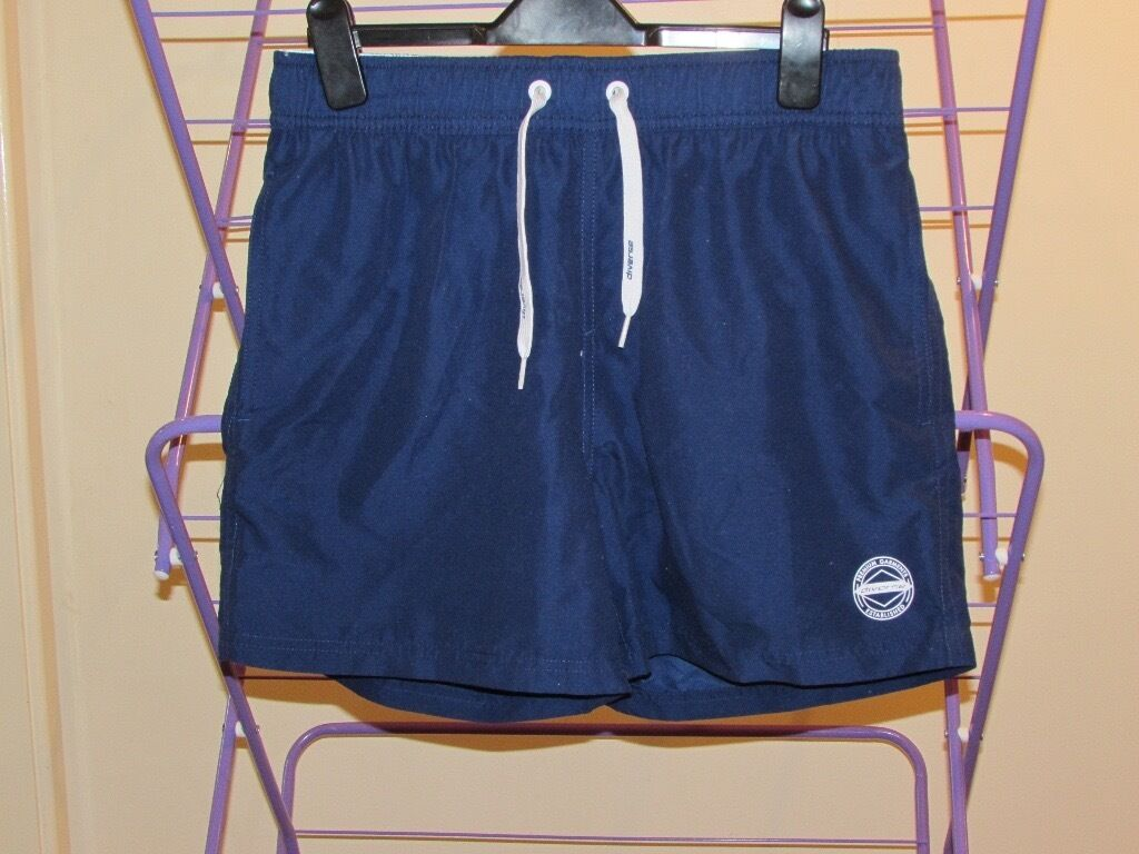 Diverse Mens Swim Shorts. Size Mediumin Bournemouth, DorsetGumtree - Mens Swim Shorts. Size Medium. From DIVERSE. Worn once. In great condition