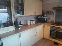 Full fitted kitchen available 18th November