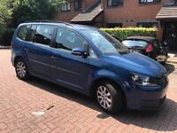 VW Touran 61 reg