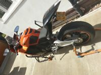KTM RC8 - Super Sports bike in Great Condition