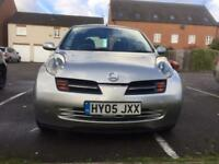 Very Low Mileage Automatic Nissan Micra MOT till 11/2018 Mileage @47k