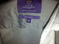 Curtis Extra slim fit M 16.5 neck ( luxury shirt ) Saturday night out.