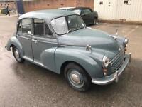 Morris Minor 1957 948cc